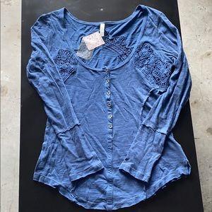 Free people women's blouse size: M